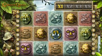Gonzo's Quest Screenshot
