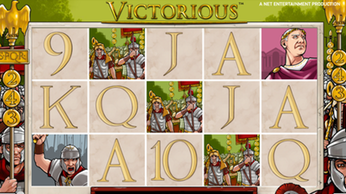 Victorious Screenshot