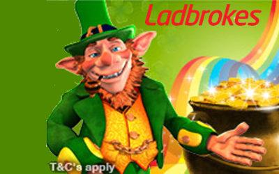 Enter Ladbrokes Pot of Gold