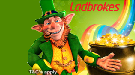 Enter Ladbrokes Pot of Gold