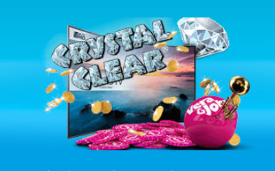 Crystal Clear slot challenge!